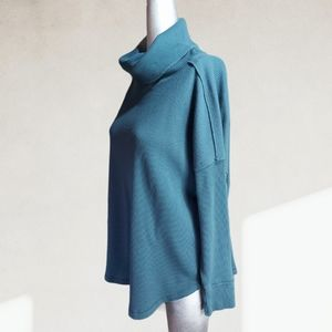 Maeve Ainsley Anthro Thermal Cowl Sweater Size 1x